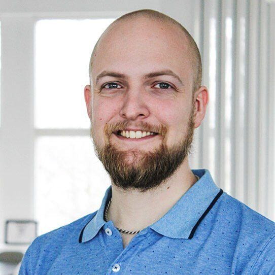 Software Developer Sune Saabye Pedersen