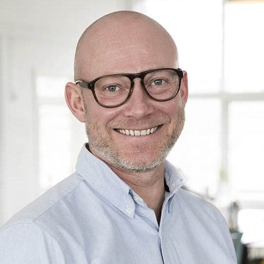 CEO / Co-founder Carsten Pedersen