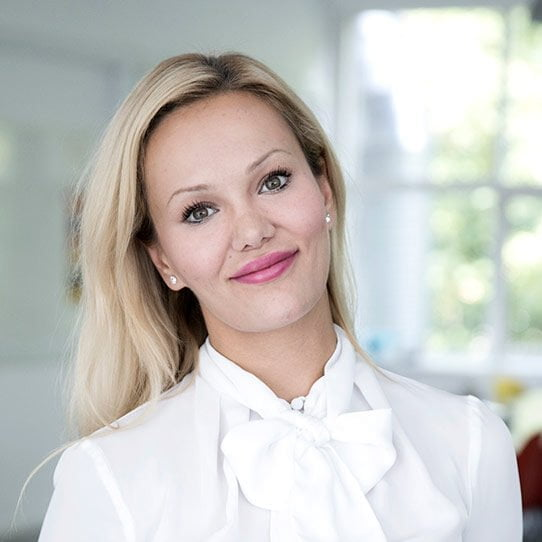 Key Account Manager for Sweden Samra Jasarevic